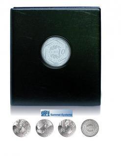Safe 7406 Premium 10 Euro MÜnzalbum Frankreich Der Regionen France Les Euros Des RÉgions Vordruckalbum 2010 - 2011 - 2012 - Vorschau 2