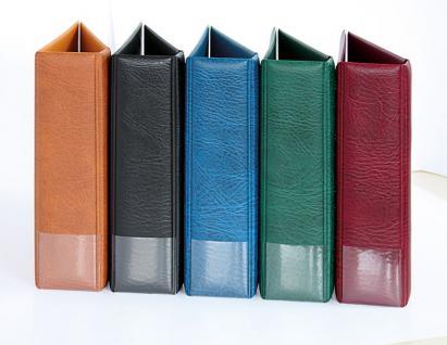 LINDNER 1301-W Weinrot - Rote Kassette Schutzkassette für MULTI COLLECT Ringbinder Regular Album 1300 Briefmarken - Münzen - Vorschau 2