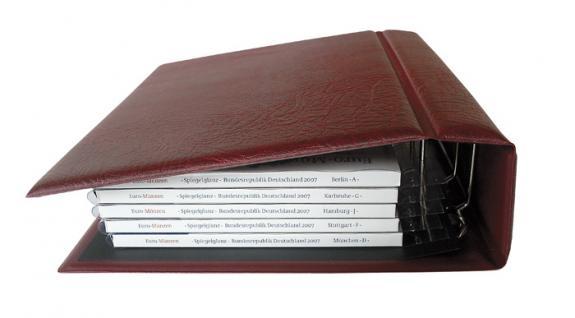 1 LINDNER MU1359 Multi Collect Blatt glasklar 1 Tasche 170 x 232 Jahrbücher Deutschland ab 95 & Jahrbücher DDR - Vorschau 3