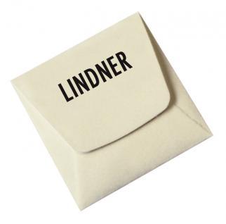 100 x LINDNER 2053 Kleine Papiermünzhüllen Papiermünztaschen Münz Taschen bis 46 mm