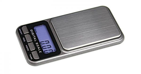 LINDNER 8046 Elektronische Münzwaage Feinwaage 0, 01g - 500 g Anzeige - Vorschau 1