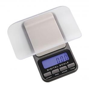 LINDNER 8046 Elektronische Münzwaage Feinwaage 0, 01g - 500 g Anzeige - Vorschau 2