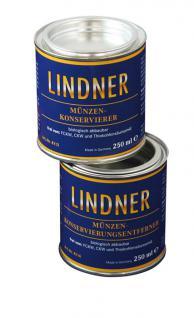 LINDNER 8114 Münzen - Münzen - Konservierungsentferner 250 ml Dose - Vorschau 2