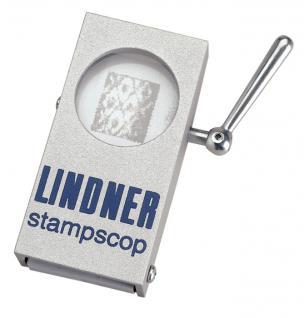 LINDNER 9111 STAMPSCOP Wasserzeichen Finder Sucher Prüfer