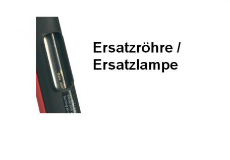 1x LINDNER 7081001 Ersatzröhre für 7082 Phosphorlampe Phosphor Lampe Prüfgerät Lampe 4W / 254 nm