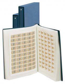 LINDNER 862 Briefmarken Bogenalbum Album für 100 Bogen 290 x 315 mm - Vorschau