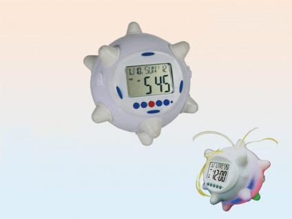 Springender LED Wecker Temperaturanzeige Digitalwecker Spaß Jumping Schlafzimmer Kinderzimmer