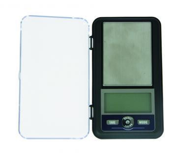 SAFE 9871 Digital Präzisions Waage Münzwaage Feinwaage LCD Anzeige 1/100 g - 0, 01g - 100 g - Vorschau 2