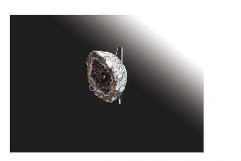 3 x SAFE 5272 ACRYL Dreieck Deko Aufsteller H 100 x L 80 mm für Münzen in Sammelvitrinen Kleinvitrinen - Vorschau 2
