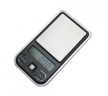 SAFE 9853 Mini Digital Präzisions Waage Münzwaage Feinwaage LCD Anzeige 1/100 g - 0, 01g - 100 g