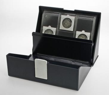 SAFE 747 Einsteckbox Für 1295 Einsteckkarten Münzblätter für Münzrähmchen Münztaschen