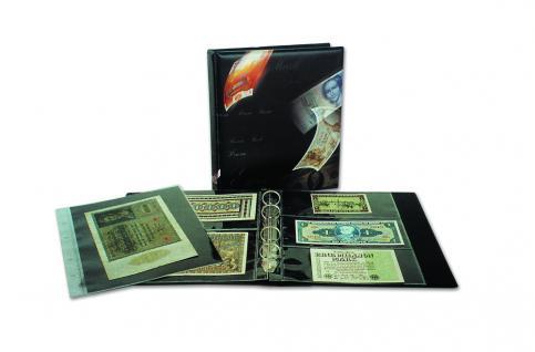 SAFE 1269 ARTline Design Banknotenalbum Mixed mit 8 Ergänzungsblättern 2x 1276 & 4x 1277 & 2x 1278 - Vorschau 1