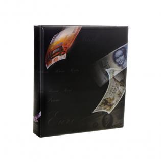 SAFE 1269 ARTline Design Banknotenalbum Mixed mit 8 Ergänzungsblättern 2x 1276 & 4x 1277 & 2x 1278 - Vorschau 3