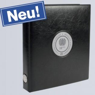 """SAFE 7416-0 PREMIUM Münzalbum Deutsche 10 Euro Münzen """" Luft bewegt """" 2019 - 2020 - 2021 (leer) zum selbst befüllen"""