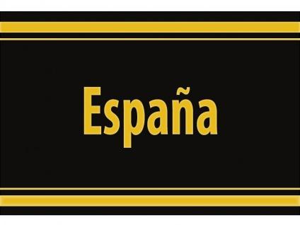 "1 x SAFE 1130 SIGNETTE Aufkleber selbstklebend Spanien "" Espana """