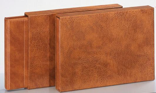 5 x SAFE 1021 Ergänzungsblätter Klarsichthüllen DIN A3 Nutzformat 303x420 mm Für Aktien Urkunden - Vorschau 5