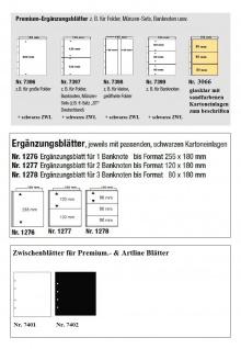 """SAFE 3100 """"0""""Euro Souvenir Banknotenalbum Sammelalbum + 5 Ergänzungsblätter 3 Taschen für 30 0 Euro Scheine Geldscheine Tourismus - Vorschau 5"""