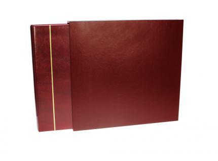 SAFE 6061 Schutzkassette Bordeaux Rot Für das SAFE 1317-1 & 1319-1 Postkartenalbum Standard