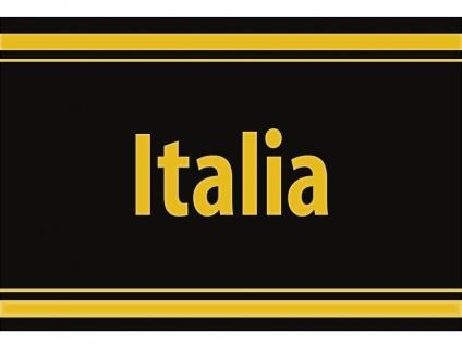 "1 x SAFE 1130 SIGNETTE Aufkleber selbstklebend Italien "" Italia """