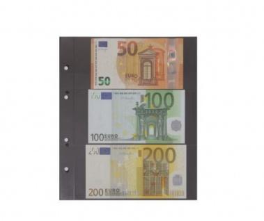 KOBRA G22 Blau Universal Doppel-FDC-Album Sammelalbum 10 geteilten Blättern Für 40 FDC 's Briefe Postkarten Banknoten - Vorschau 4