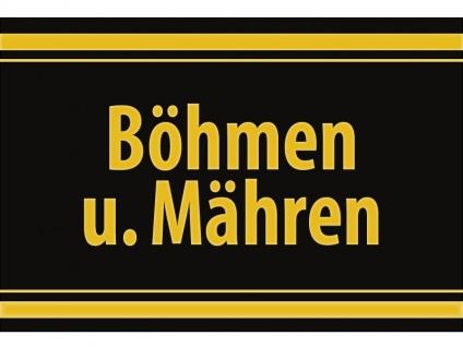 "1 x SAFE 1130 SIGNETTE Aufkleber selbstklebend "" Böhmen u. Mähren """