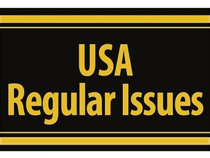 "1 x SAFE 1130 SIGNETTE Aufkleber selbstklebend "" USA Regular Issues """