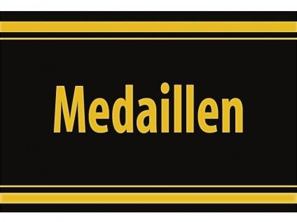"1 x SAFE 1130 SIGNETTE Aufkleber selbstklebend "" Medaillen """