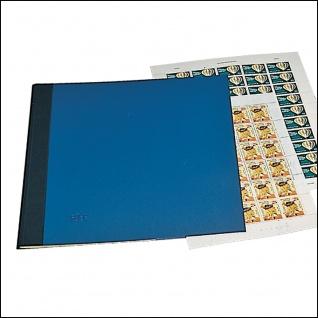 SAFE 835 Briefmarken Bogenmappe Bogenalbum mit 16 Pergamintaschen 265 x 320 mm