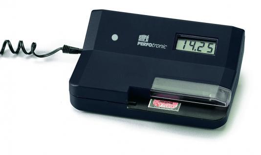 SAFE 9850 Perfotronic voll elektronisches Zähnungsmessgerät 220 Volt mit Adapter