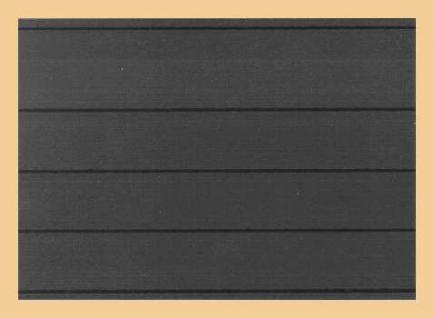 500 x A6 KOBRA VR4 Einsteckkarten Steckkarten Klemmkarten 4 Streifen + Folienschutzblatt für Briefmarken - Vorschau 1