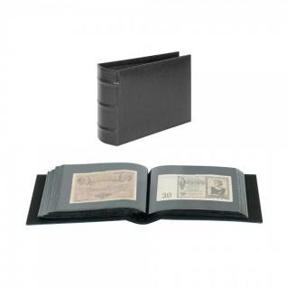 LINDNER 812-S Firmo Universal Album Sammelalbum Schwarz 190 x 130 mm Für 108 Briefe FDC Postkarten Ansichtskarten Banknoten Geldscheine