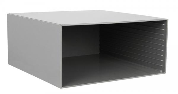 SAFE 6100 BEBA Münzkasten MAXI Sammelkasten Gehäuse leer - Vorschau 1
