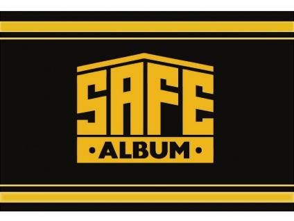 """1 x SAFE 1130 SIGNETTE Aufkleber selbstklebend """" Safe-Album """""""