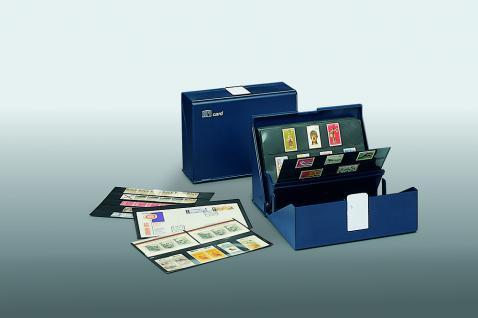 SAFE 747 Einsteckbox Sammelbox Für Einsteckkarten Steckkarten A6 - C6 - A5