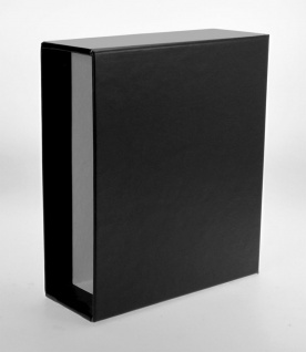 SAFE 7374 Schwarze Schutzkassette Kassette ür die Premium Maxi Album Serie 7362 7363 7364 7365