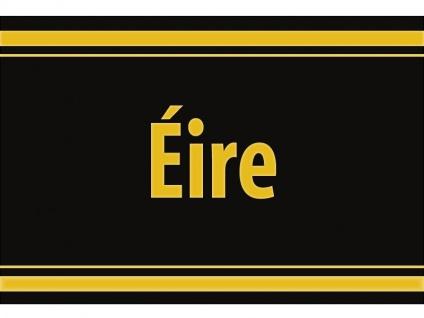 """1 x SAFE 1130 SIGNETTE Aufkleber selbstklebend Irland """" Eire """""""
