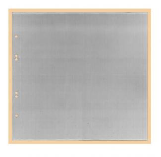 1 x KOBRA G41E Ergänzungsblätter - Ersatzblätter 1 Tasche glasklar 244 x 246 mm Für Banknoten - Liebigbilder - Reklamebilder Sammelbilder