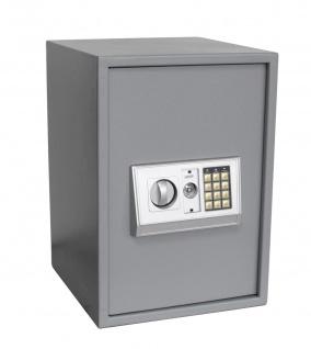 "SAFE 3994 Security Tresor "" Maxi "" Möbeltresor Wandtresor Schliessfach Banksafe mit elektonischem Zahlenschloss 350x370x500 mm"