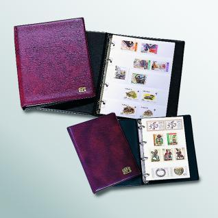 SAFE 550 Taschen-Einsteckbuch Ringbinder Schwarz DIN A6 mit 5 weissen Seiten - Vorschau 2