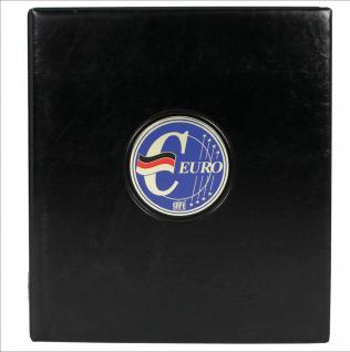 SAFE 5415 PREMIUM EURO Münzalbum Vordruckalbum Deutschland (leer) zum selbst gestallten - Platz für ca. 10 Münzblätter