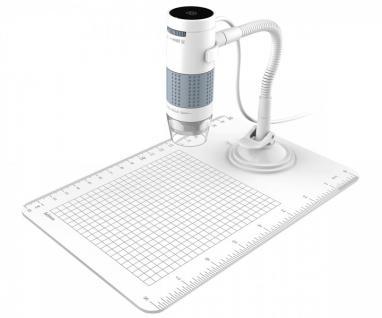 LINDNER S66144 Digi Microscope Flex Mikroskop & Stativ & Objekttisch & Digital 60 - 250 - fach