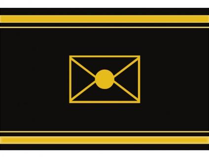 1 x SAFE 1130 SIGNETTE Aufkleber Philatelistische Symbole Brief