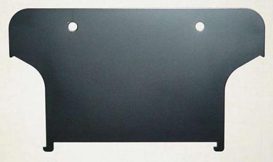 1 x Kobra KR2 Extra Stützplatte für den Karteikasten KS2