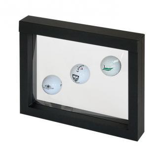 LINDNER 4831 NIMBUS 230 Sammelrahmen Schweberahmen 3D Für Golfbälle