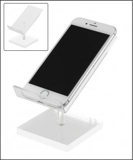 SAFE 3143 Acryl Design Mobiltelefon / Handy Ständer geeignet für alle Iphones & Smartphones - Vorschau 4