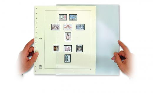1 x SAFE 756 Blattschutzhüllen Favorit Für alle Blattarten Einsteckblätter Favorit 14 Ringsystem
