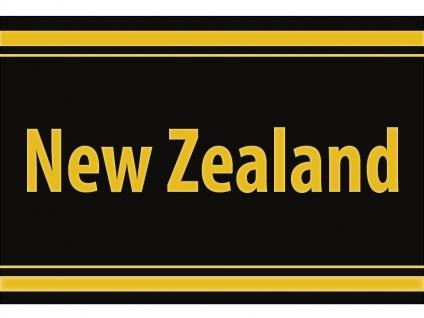 "1 x SAFE 1130 SIGNETTE Aufkleber selbstklebend "" New Zealand "" Neuseeland"