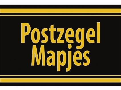 """1 x SAFE 1130 SIGNETTE Aufkleber selbstklebend """" Postzegel Mapjes """""""