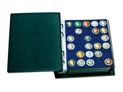 1 x SAFE 7864 Ergänzungsblatt Samttafel mit Schutzhülle für 30 Champagnerdeckel Kapseln - Vorschau 4