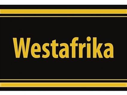 "1 x SAFE 1130 SIGNETTE Aufkleber selbstklebend "" Westafrika """